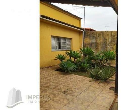 Imagem 1 de 10 de Vende-se Casa Térrea - 3736