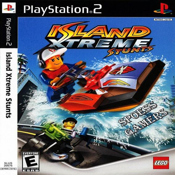 Lego Ps2 Island Xtreme Stunts Patch
