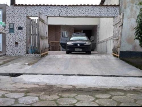 Casa Lado Praia Com 3 Quartos No Cibratel -itanhaém 5974 Npc