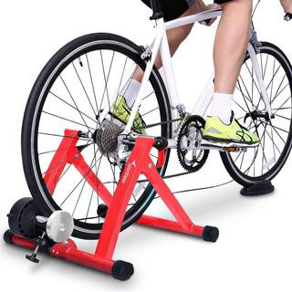 Soporte Entrenador Para Bicicletas Resistente Portable Acero