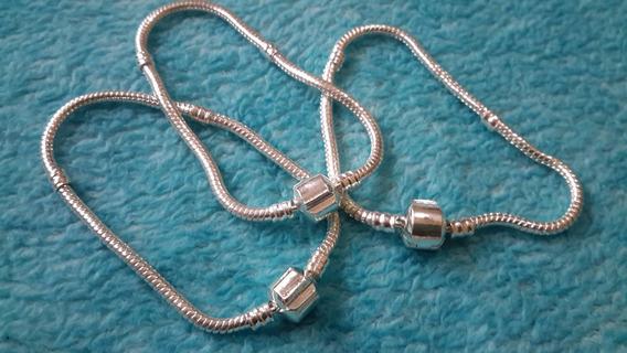 Pulseira Pandora Replica Life Metal Silver