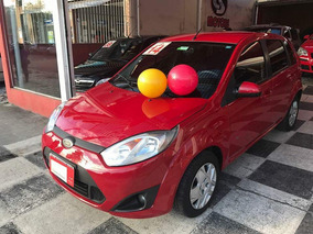 Ford Fiesta 1.6 Rocam Se Plus Flex 5p