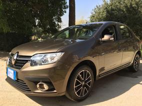 Renault Symbol Intense 1.6, 2018, Credito Directo