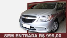 Chevrolet Onix 1.0 Lt 5p 2016/ Sem Entrada R$999,00