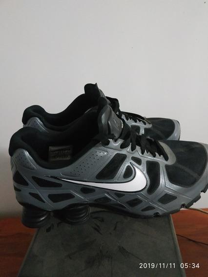 Tênis Nike Shox Raridade Mod 454 166-01 Exclusividade Tam 43