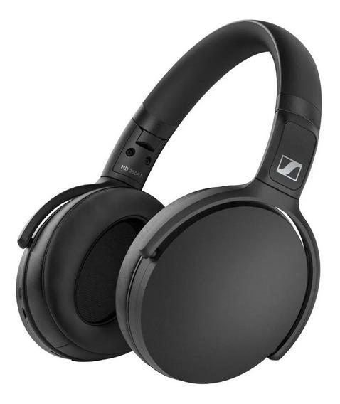 Sennheiser Hd 350bt Headphone Bluetooth Wireless Sem Fio