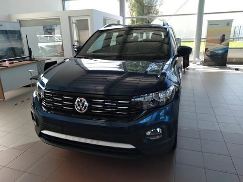 Nueva T-cross Volkswagen Full 0km Anticipo Y Cuotas Fijas M-