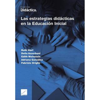 Las Estrategias Didáctica En La Educación Inicial