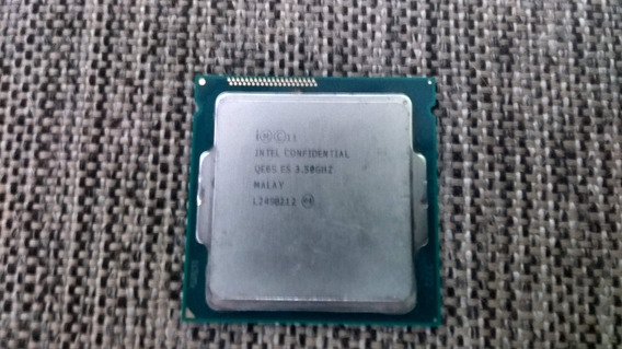 Processador Intel Core I7 4770k