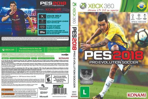 Pro Evolution Soccer Pes 2018