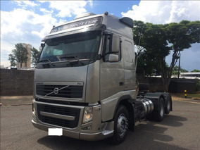 Volvo Fh460 Ano 12 6x2 Globetrotter Impecavel