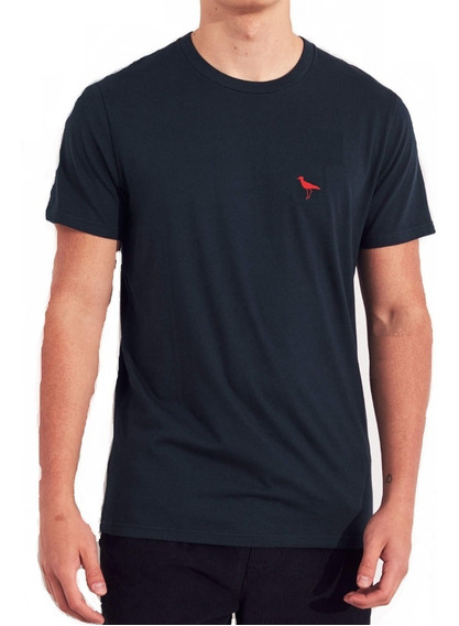 Kit Camisetas Masculinas 5 Camisas Basica Gola Redonda