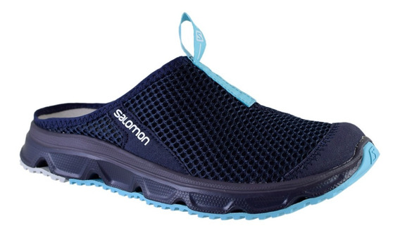 Zapatillas Mujer Salomon Rx Slide 3.0 Relax Sk/bl
