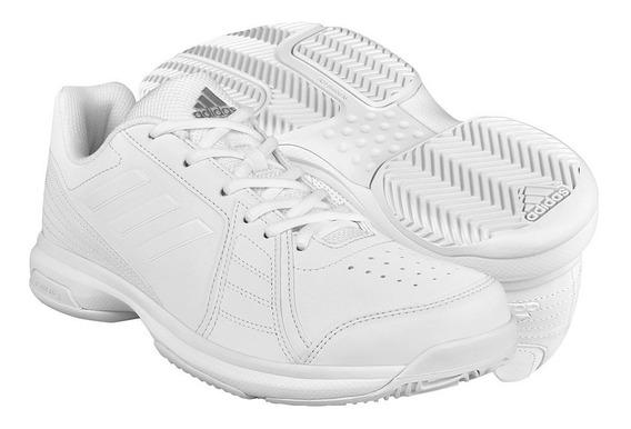 Tenis Casuales adidas Para Caballero Cq1855 Blanco
