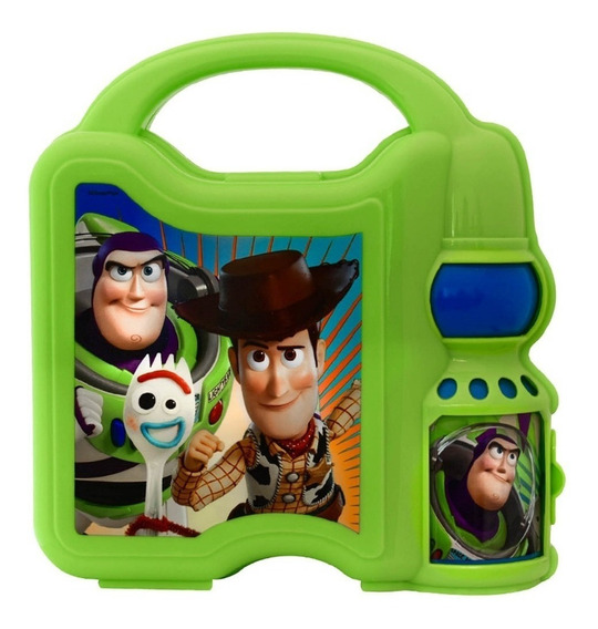 Lonchera Toy Story Woody Buzz Disney Infantiles Botella Agua