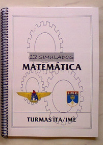 Ita / Ime Simulados Matemática - Ari De Sá, Farias Brito