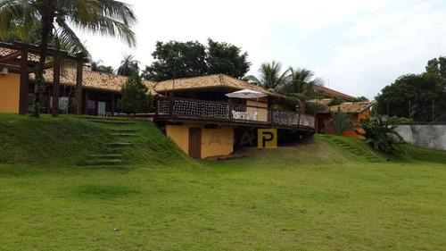 Imagem 1 de 20 de Chácara Com 3 Dormitórios À Venda, 2130 M² Por R$ 1.500.000 - Chácaras Recanto Solar - Nova Odessa/sp - Ch0019
