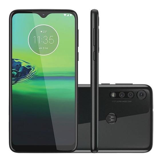 Smartphone Motorola G8 Play 32gb Ônix Tela 6,2 Câmera