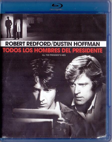 Todos Los Hombres Del Presidente Redford Pelicula Blu-ray