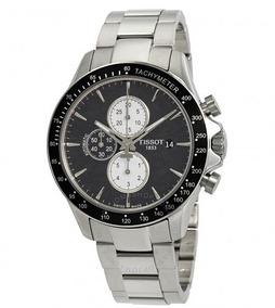 Relógio Masculino Tissot V8 Cronógrafo Automático Aço/preto