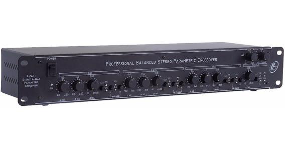 Crossover 4 Vias Divisor De Frequências Ll Audio X24st