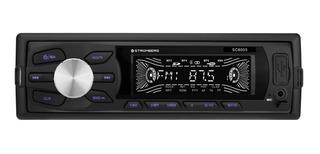 Autoestéreo Stromberg Sc-6003 Bluetooth Usb Sd Aux Fm Am