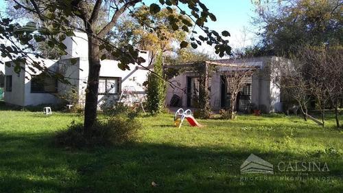 Casa En Venta - Villa Allende Golf - Cba