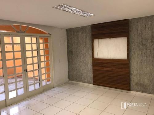 Casa Com 4 Dormitórios Para Alugar, 100 M² Por R$ 3.000,00/mês - Jardim Sílvia - Embu Das Artes/sp - Ca0556