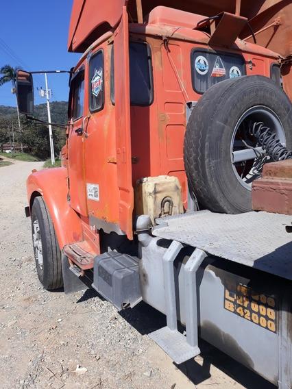 Scania 111s Mais Carreta Porta Container