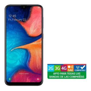 Smartphone Samsung A20 Negro Liberado