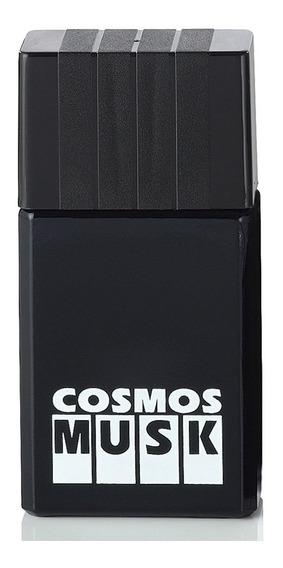 Perfume Hombre Cosmos Musk Fragancia Maderosa 55ml Fuller