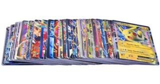 90 Cartas Tarjetas Pokemon Tcg + 10 Energías + Envío Gratis