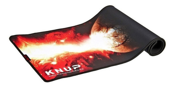 Mouse Pad Gamer Profissional Pro Gaming 80x30cm Knup Kp-s08