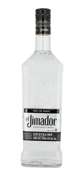 Tequila Jimador Cristalino De 700ml