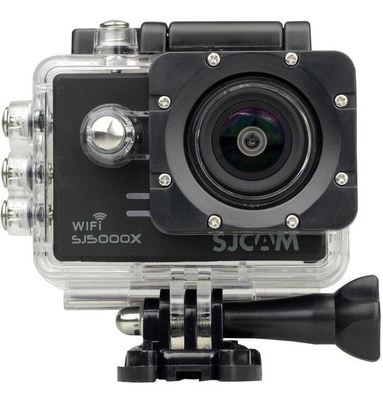 Câmera Sjcam Sj5000x Elite Wifi Original 4h Ultra Hd 12 Mp