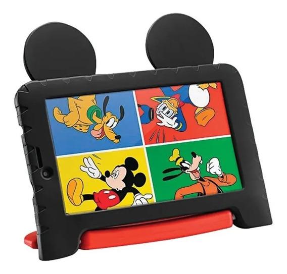 Tablet Infantil Mickey Mouse Disney Multilaser Original 16gb