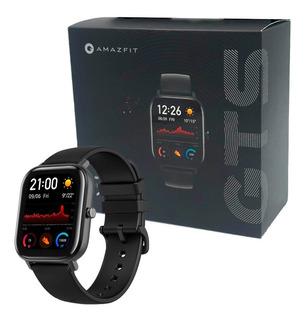 Rel Smartwatch Xiaomi Amazfit Gts 44mm Obsidian Black Preto