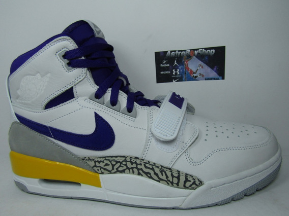 Jordan Legacy 312 Lakers Edition (30.5 Mex) Astroboyshop
