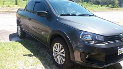 Volkswagen Saveiro Dc 1.6 Trendline