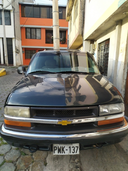 Chevrolet Mini Blazer 1998 Manual