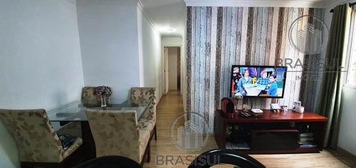 Imagem 1 de 12 de Apartamento Para Venda, 2 Dormitórios, Socorro - São Paulo - 6909