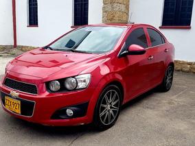 Chevrolet Sonic 1.6 Lt Mt 4p Fe 2015