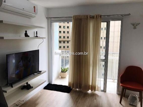 Studio Para Para Alugar Com 1 Quarto 1 Sala 47 M2 No Bairro Moema, São Paulo - Sp - Ap1914f-loc