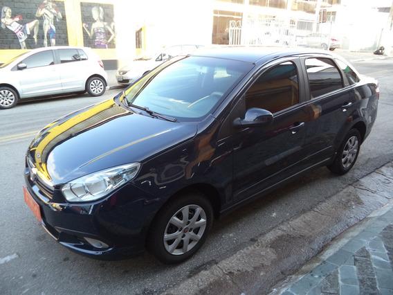Fiat Grand Siena Attractive 1.4 Flex 2014