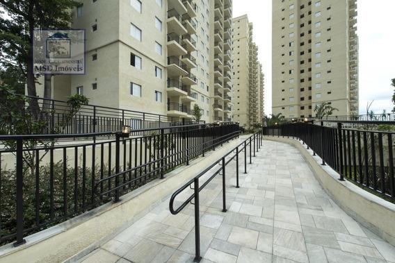 Apartamento A Venda No Bairro Picanço Em Guarulhos - Sp. - 2717-1