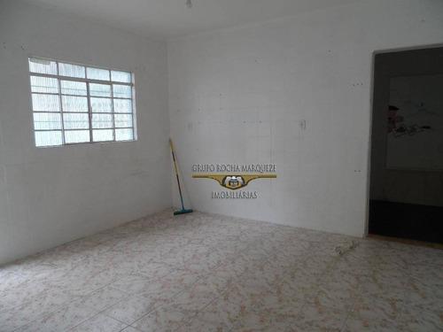 Imagem 1 de 10 de Casa Com 4 Dormitórios Para Alugar, 180 M² Por R$ 5.000,00/mês - Jardim Vila Formosa - São Paulo/sp - Ca0117