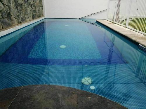 Imagen 1 de 29 de Hermosa Casa En Cumbres Del Lago, Alberca Propia, Jardín, 4
