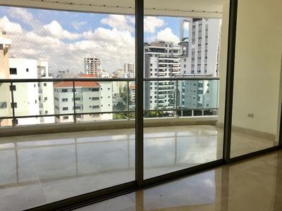 Alquilo Apartamento En Piantini