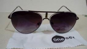 e976cdbab Oculos De Sol One Self - Óculos no Mercado Livre Brasil