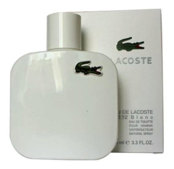 Perfume Lacoste Blanc Original